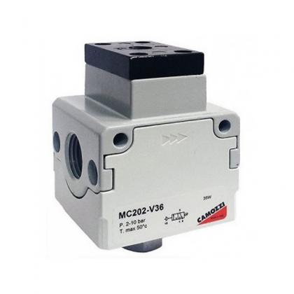 Клапан безопасности MC238-V36 Camozzi
