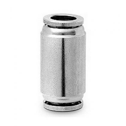 Фитинги Camozzi Серия Х6000. Цанговые из нержавеющей стали
