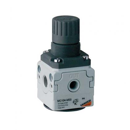 Регулятор давления батарейной сборки MC104-M21 Camozzi