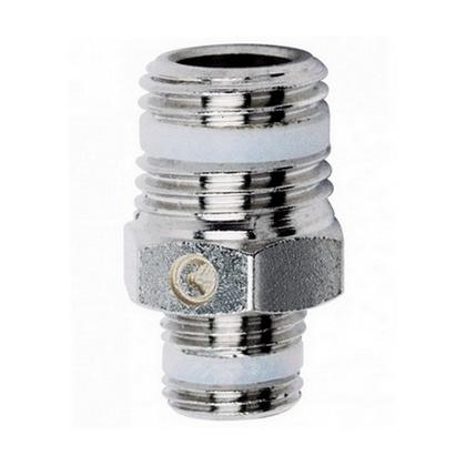 Фитинги Camozzi Серия S2000 Sprint®. Резьбовые c фторопластовым кольцом
